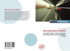 Couverture de Mercedes-Benz OM603