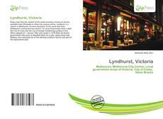 Bookcover of Lyndhurst, Victoria