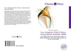 Обложка Los Angeles Film Critics Association Awards 2008