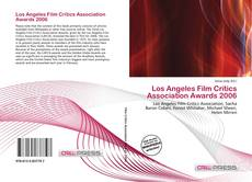 Обложка Los Angeles Film Critics Association Awards 2006