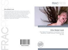 Elite Model Look kitap kapağı