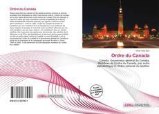 Обложка Ordre du Canada
