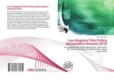 Capa do livro de Los Angeles Film Critics Association Awards 2010