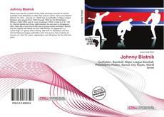 Portada del libro de Johnny Blatnik