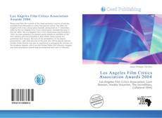 Bookcover of Los Angeles Film Critics Association Awards 2004