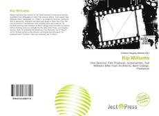 Buchcover von Kip Williams