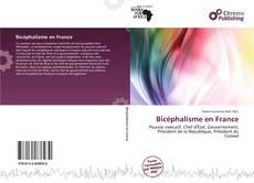 Buchcover von Bicéphalisme en France