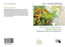 Buchcover von High-protein Diet
