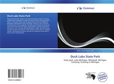 Duck Lake State Park的封面