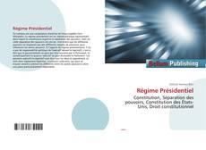 Обложка Régime Présidentiel