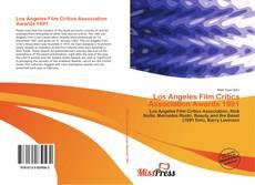 Обложка Los Angeles Film Critics Association Awards 1991