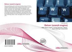 Buchcover von Delver (search engine)