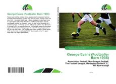 Bookcover of George Evans (Footballer Born 1935)