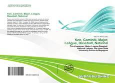 Ken, Caminiti, Major, League, Baseball, National的封面
