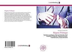 Régime Politique的封面