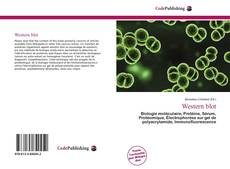Bookcover of Western blot