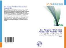 Обложка Los Angeles Film Critics Association Awards 1981