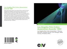 Обложка Los Angeles Film Critics Association Awards 1984