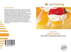 Buchcover von Lutein-free Diet
