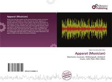 Bookcover of Apparat (Musician)