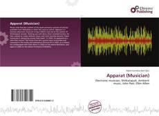 Apparat (Musician)的封面