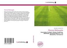 Bookcover of Haruna Babangida