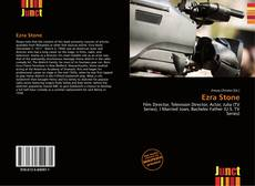 Bookcover of Ezra Stone