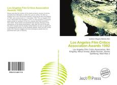 Обложка Los Angeles Film Critics Association Awards 1982