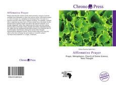 Bookcover of Affirmative Prayer