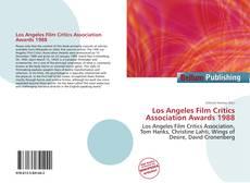 Обложка Los Angeles Film Critics Association Awards 1988
