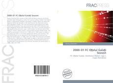 Buchcover von 2000–01 FC Oţelul Galaţi Season