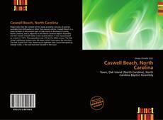 Couverture de Caswell Beach, North Carolina