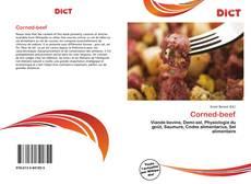 Copertina di Corned-beef