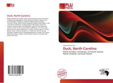 Bookcover of Duck, North Carolina