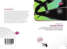 Capa do livro de Joseph Strick