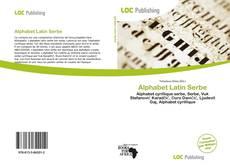 Buchcover von Alphabet Latin Serbe