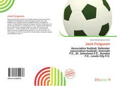 Buchcover von Jock Ferguson