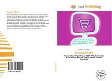 Bookcover of Groupe Olano