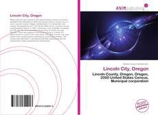 Portada del libro de Lincoln City, Oregon