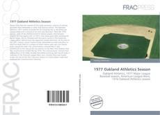 Couverture de 1977 Oakland Athletics Season