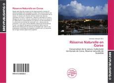 Bookcover of Réserve Naturelle en Corse