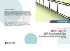 Portada del libro de John Scagliotti