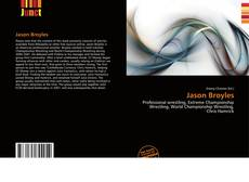 Couverture de Jason Broyles