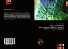 Couverture de Jury Grand Prix