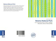 Bookcover of Belzma National Park