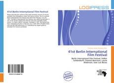 Couverture de 41st Berlin International Film Festival