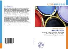 Buchcover von Harold Rubin