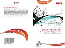 Capa do livro de El Kala National Park