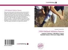Couverture de 1994 Oakland Athletics Season
