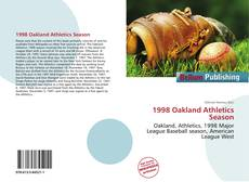 Capa do livro de 1998 Oakland Athletics Season